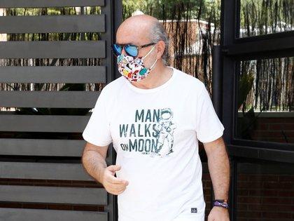 16/09/2020 José Carlos Bernal es uno de los grandes apoyos de Carmen Borrego tras la salida a la luz de su hermano anónimo y su polémica separación de su primer marido EUROPA ESPAÑA SOCIEDAD