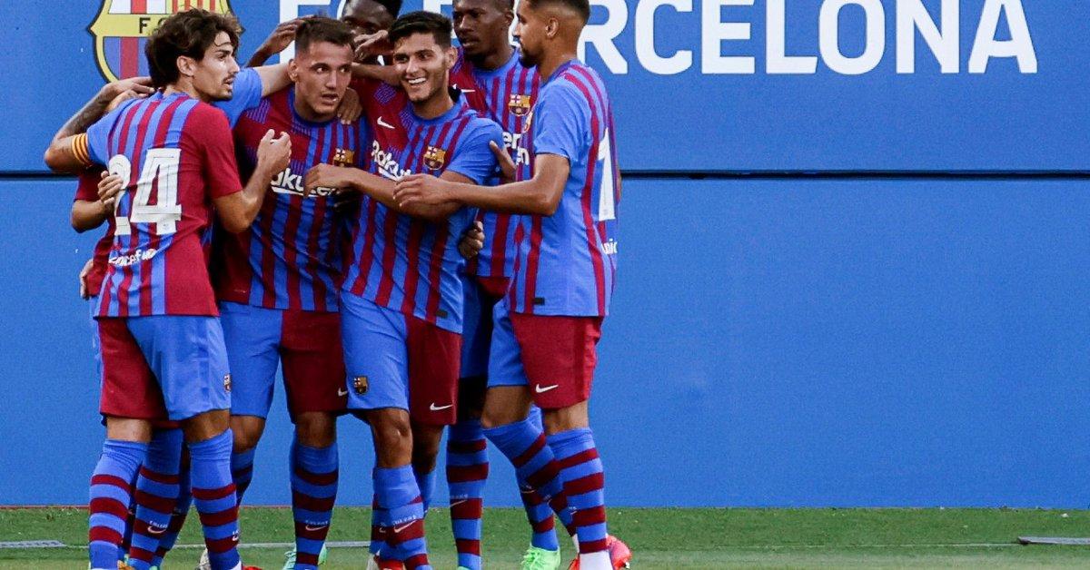 El Barcelona jugó su primer partido sin Lionel Messi: quién fue la figura del equipo - Infobae