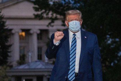 Donald Trump, presidente de EEUU (EFE/ /KEN CEDENO)