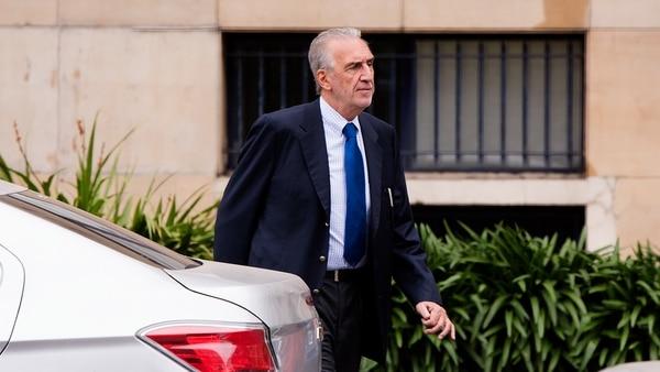 Germán Moldes, fiscal