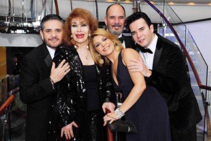 El cuerpo de la madre de Itatí, Roberto, Carlos y José Cantoral tendrá un velorio privado (Foto: Instagram de Itati Cantoral)