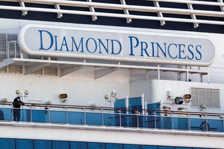 Resultado de imagen de crucero Diamond Princess