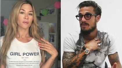 """""""Si quieren ser ejemplo, prediquen amor"""", pidió Osvaldo a quienes criticaron a su ex mujer (Instagram)"""