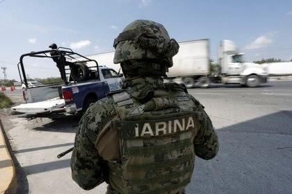 Las violaciones a DDHH fueron en la administración de Peña Nieto (Foto: REUTERS/Daniel Becerril)