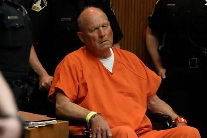 Joseph DeAngelo detenido. Las autoridades están esperando los test de ADN para comprobar si fue el autor del doble crimen que conmovió a Simi Valley (Reuters)