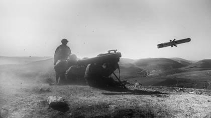 En el entrenamiento los soldados tuvieron a disposición todo tipo de artillería, armamento y vehículos