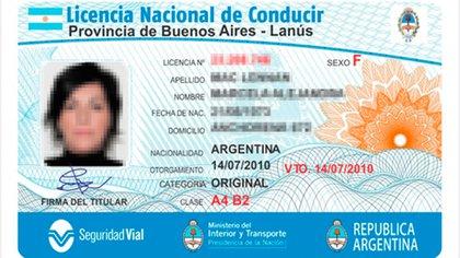 Un fallo judicial le permitió a un hombre renovar la licencia sin pagar las infracciones de tránsito