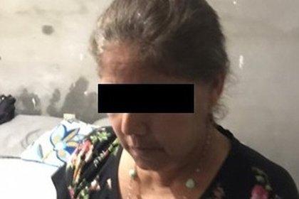 """María Eva Ortiz, mamá de José Antonio Yépez Ortiz """"El Marro"""" (Foto: especial)"""
