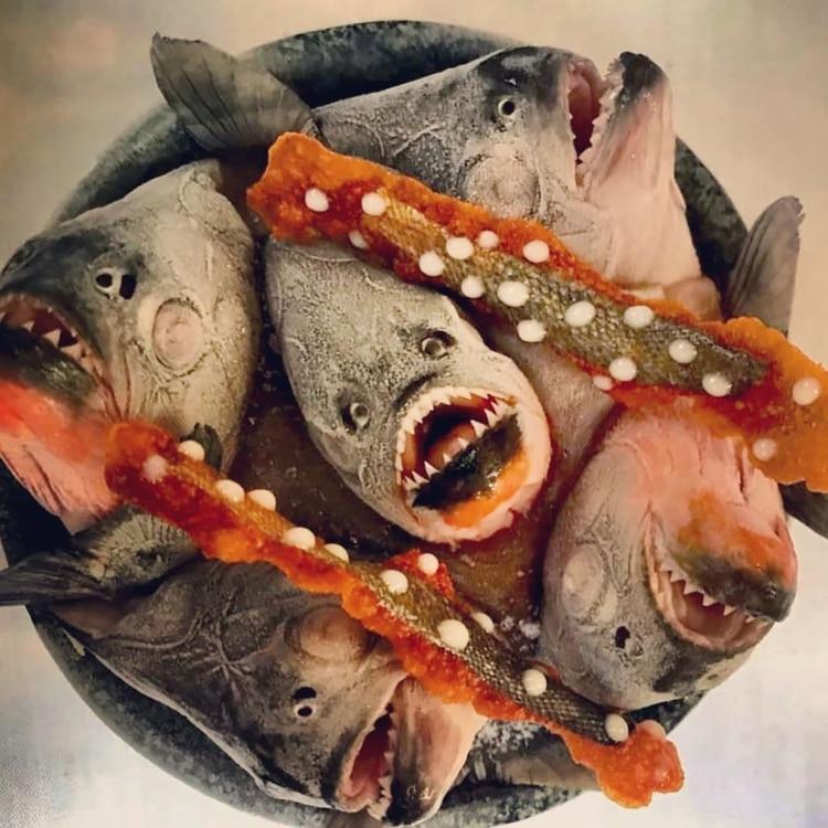Las pirañas son uno de los platos que ofrece el restaurante Central (foto: @sergioalejandrolira)