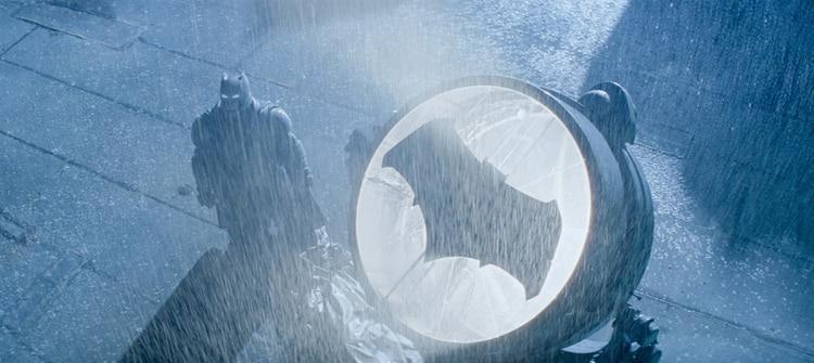 Ben Affleck interpretando al Caballero Oscuro en Batman v Superman: Dawn of Justice, starring (Foto: Warner Bros.)