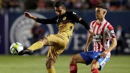 Con la inversión del equipo español San Luis consiguió el ascenso al máximo circuito (Foto: Henry Romero/REUTERS)