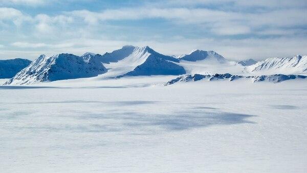 La temperatura más baja se registró hace muchos años en una base de Rusia. Sin embargo, el nuevo récordes de diez grados centígrados menos (Getty Images)
