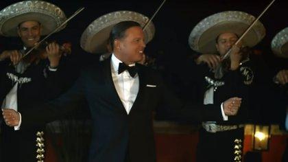 La cantante ha estado acompañada por mariachis en diferentes producciones (Foto: Captura de pantalla)