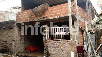 """La """"Casa del Pueblo"""", el aguantadero histórico de la banda de """"El Loco César""""."""