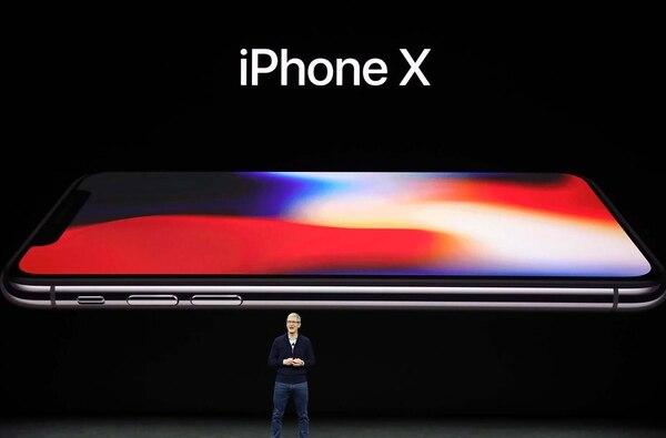 El iPhone X cuesta en la Argentina hasta USD 2.780