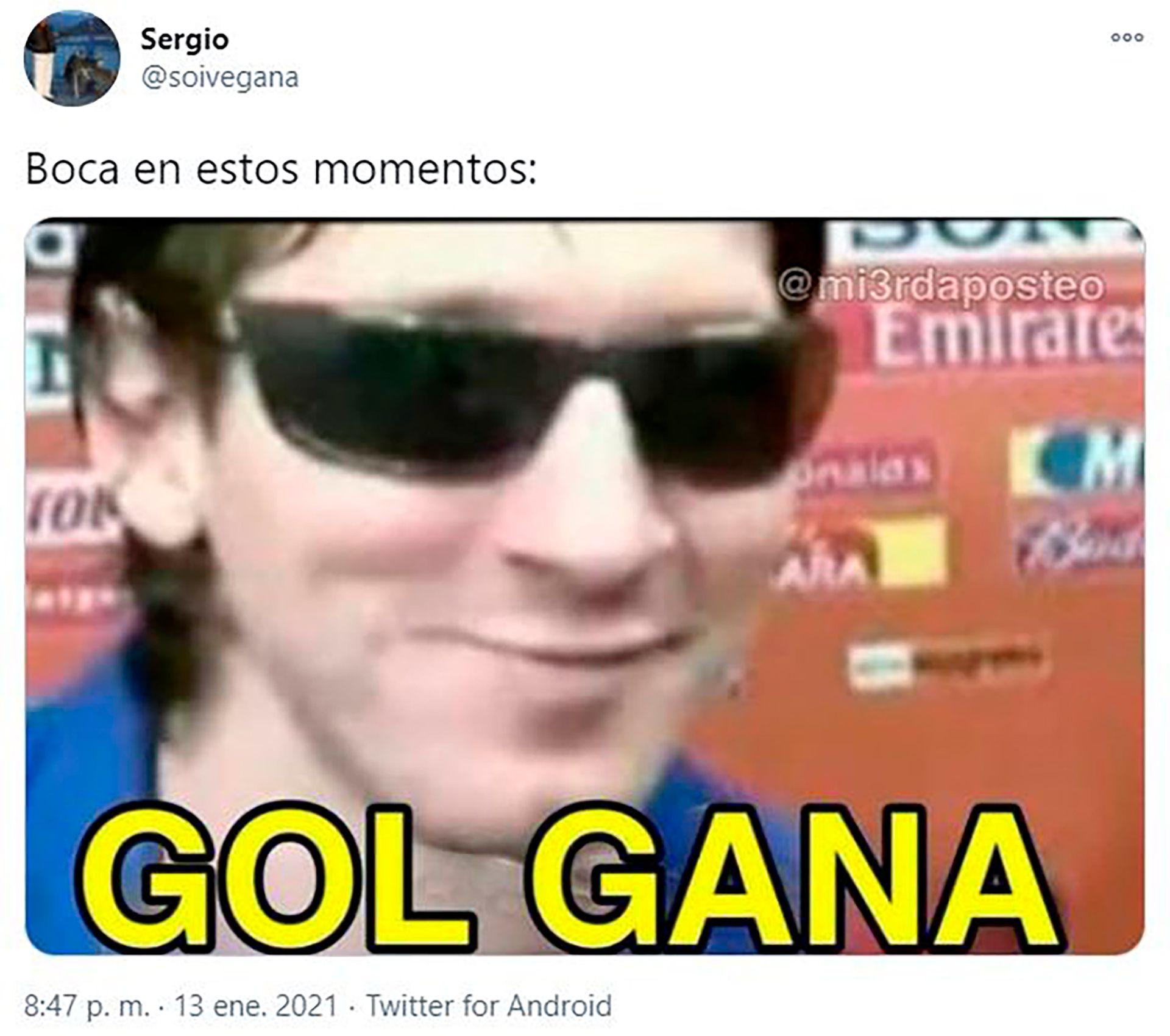 Memes Boca - Santos
