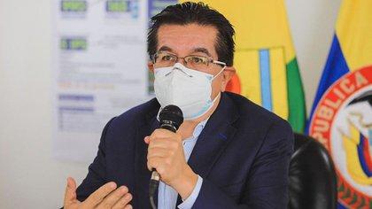 """""""La situación de contagio de covid-19 en Bogota es critica"""": advierte Fernando Ruíz, ministro de Salud"""