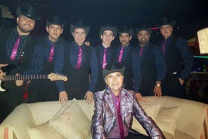 Carlitos y Los Foras (Foto: Facebook)