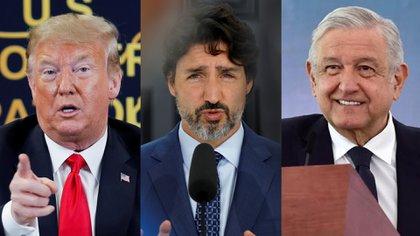 AMLO quiere que también vaya Justin Trudeau (Foto: Reuters/Presidencia de México)