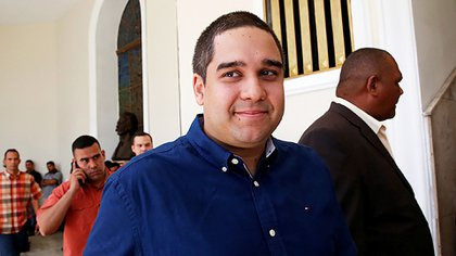 """""""Nicolasito"""" Ernesto Maduro Guerra (Reuters)"""