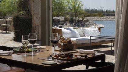 Rosell Boher Lodge se alzó con la medalla de oro al mejor restaurante de bodega del Mundo