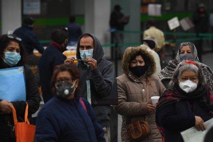 La Ciudad de México tiene el mayor número de casos de COVID-19 en el país (Foto: Europa Press)