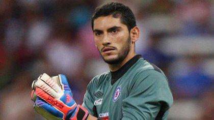 Tras el conflicto, el arquero fue suspendido por seis encuentros y se perdió la Copa Oro 2011 (Foto: Twitter / @juannahum)