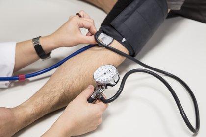 Se observó que 1 de cada 2 personas mayores de 16 años (50,2%) era hipertensa (Kanito/Europa Press)
