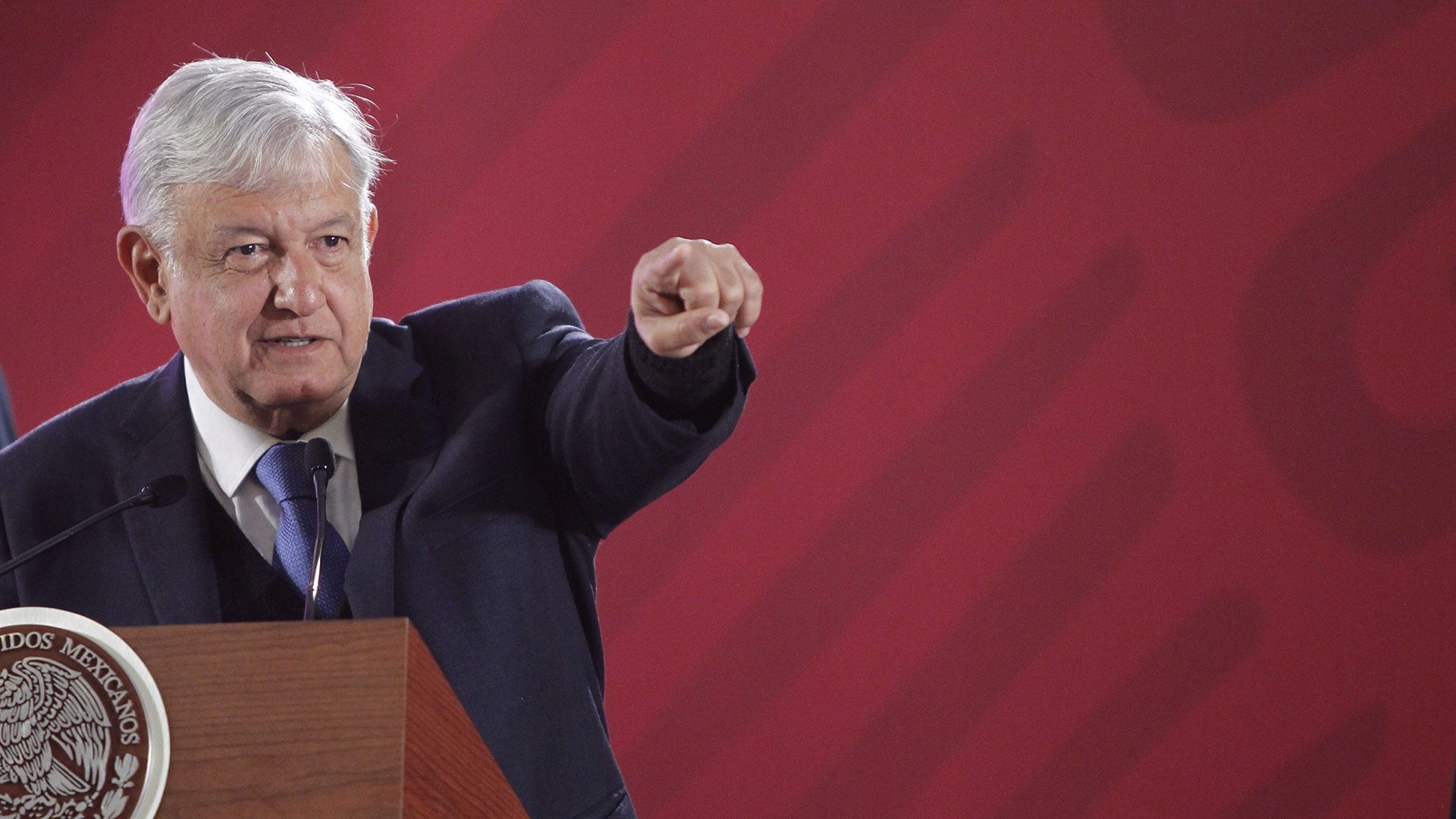 Andrés Manuel López Obrador, presidente de México (Foto: EFE)