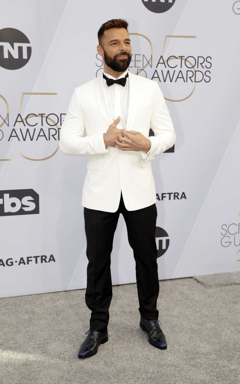 El también actor canceló su presentación (Foto: Monica Almeida/Reuters)