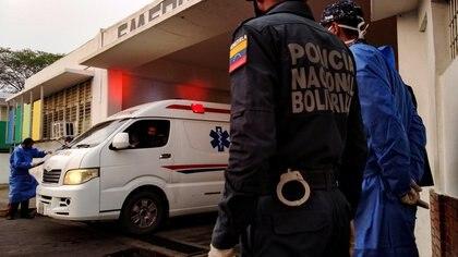 Al menos 155 trabajadores sanitarios murieron en Venezuela por coronavirus (REUTERS/Manuel Alvarado)