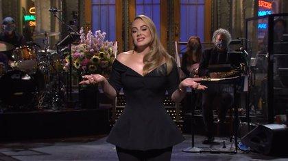 Adele en Saturday Night Live