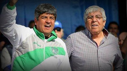 Pablo y Hugo Moyano mantienen la ofensiva contra Mercado Libre