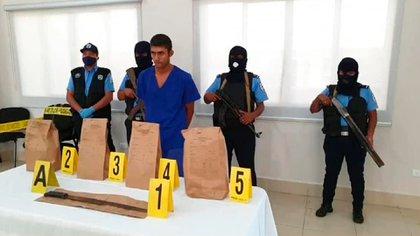 Rosario Soza, violó y asesinó a machetazos a dos niñas en la remota zona de Mulukukú, Nicaragua. El crimen conmocionó al país.