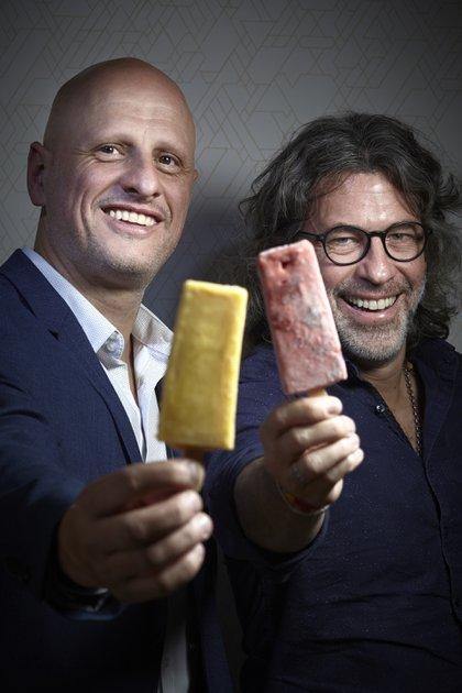 Andrés Gorostiaga y Federico Manzuoli.