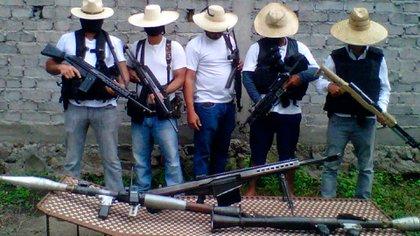 En México, el crimen organizado se fragmentó en células delictivas más pequeñas que ahora constituyen 196 organizaciones activas, (Foto: Archivo)