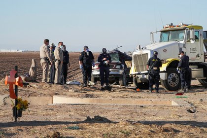 Diez de los fallecidos eran mexicanos (Foto: ReutersS/Bing Guan)