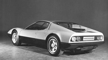 La BB original se conoció en 1971 pero recién dos años más tarde salió al mercado. (Ferrari)