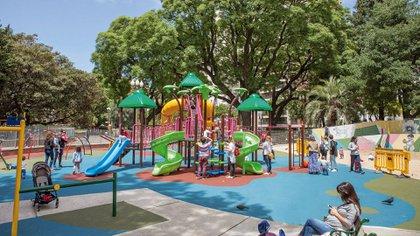 Los niños podrán regresar a las plazas tras más de siete meses de cuarentena.