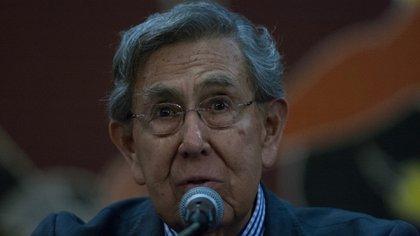 Cuauhtémoc Cárdenas (Foto: Archivo)