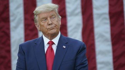 13/11/2020 El presidente de Estados Unidos, Donald Trump. POLITICA NORTEAM�RICA ESTADOS UNIDOS INTERNACIONAL CHRIS KLEPONIS / ZUMA PRESS / CONTACTOPHOTO