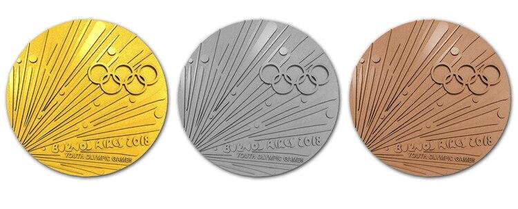 Se Dio A Conocer Como Seran Las Medallas De Los Juegos Olimpicos De