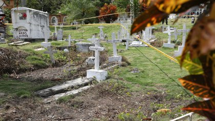 Cementerio Las Mercedes, cortesía JEP.