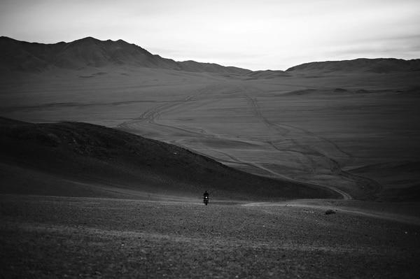 Carretera a Ulaangom, Mongolia