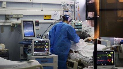 19/06/2020 Hospital de Valparaíso durante la pandemia de coronavirus en Chile POLITICA SUDAMÉRICA CHILE INTERNACIONAL AGENCIA UNO