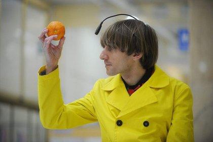 El dispositivo traduce los colores en sonidos