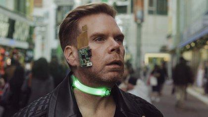 """Dancy se define como un usuario """"inteligente"""" que usa la tecnología a su favor (Chris Dancy)"""