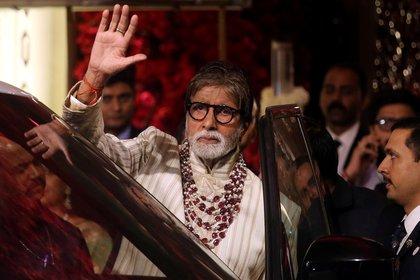 Amitabh Bachchan (Reuters)