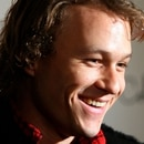 ** FILE ** In this Nov. 6, 2006 file photo, actor Heath Ledger arrives for the premiere of his new film