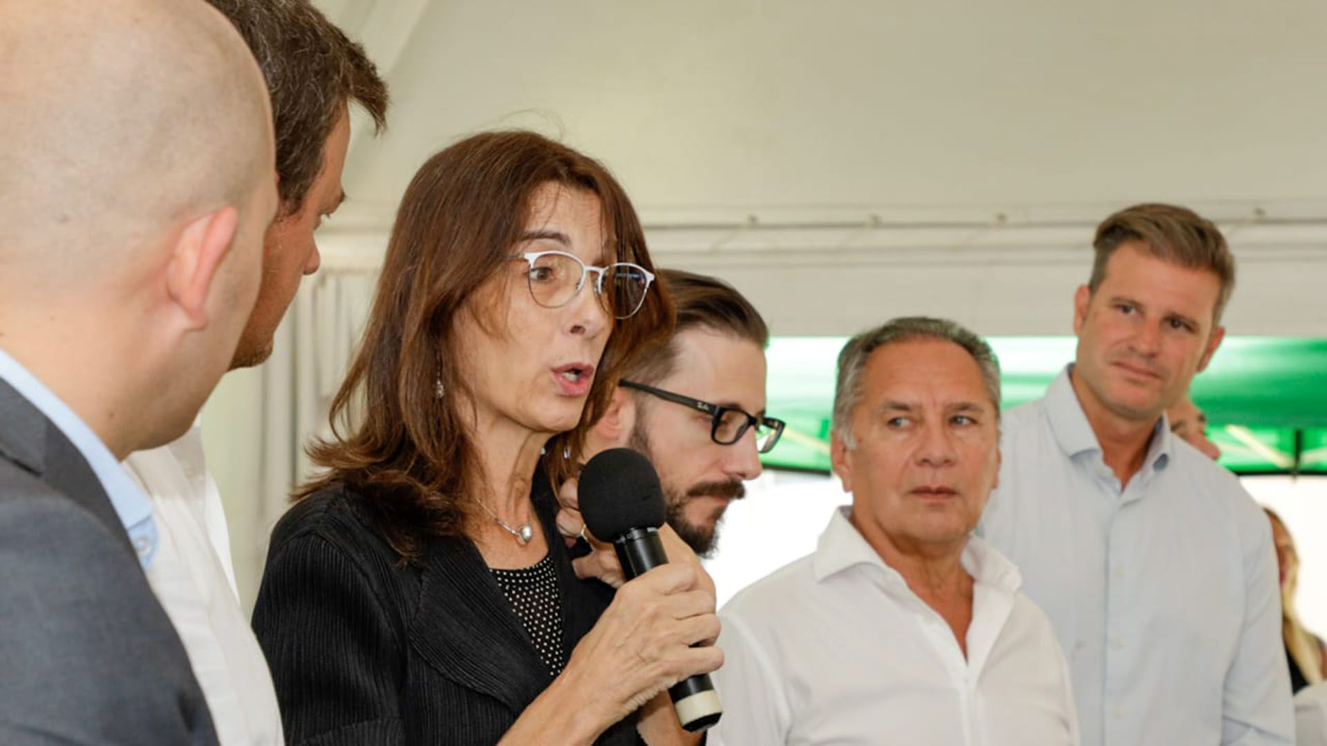 En 2015 Bielsa le dijo que no a Cristina. Tajante